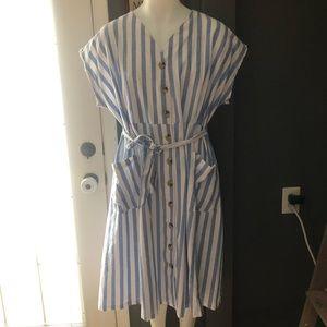 NINA LEONARD DRESS SIZE 2X NWOT
